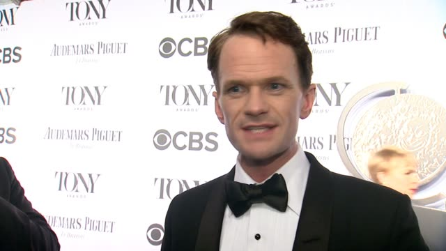 INTERVIEW Neil Patrick Harris On how in the years past he was always inspired and impressed how these actors perform everyday He only did it one day...