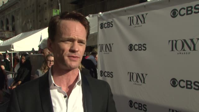 INTERVIEW Neil Patrick Harris on the last month on being nominated for a Tony and on the similarity between playing his role in Hedwig vs Barney...