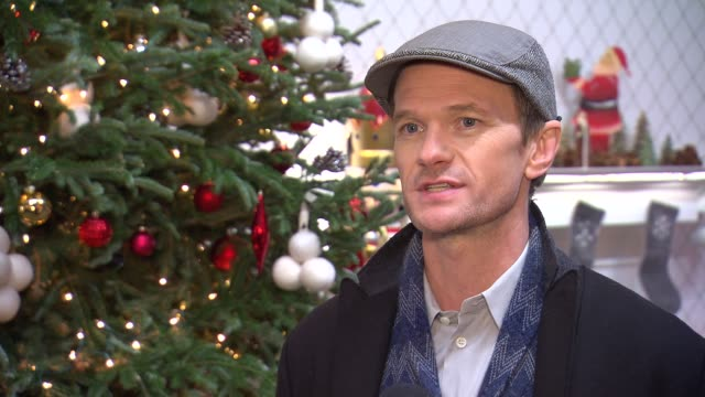 INTERVIEW Neil Patrick Harris talks about his favorite Christmas movies and specials and what he's working on next at Neil Patrick Harris Supports...