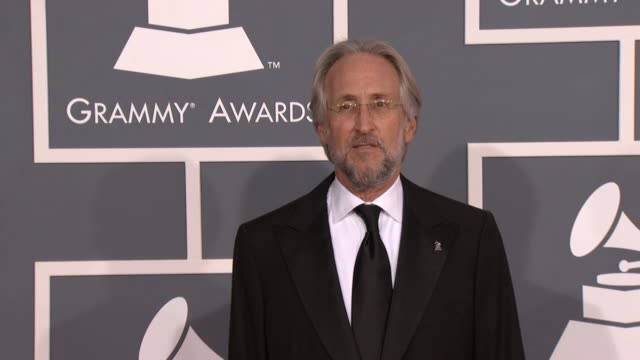 Neil Portnow at 54th Annual GRAMMY Awards Arrivals on 2/12/12 in Los Angeles CA