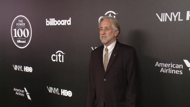 Neil Portnow at the 2016 Billboard Power 100 Celebration at Bouchon on February 12 2016 in Beverly Hills California