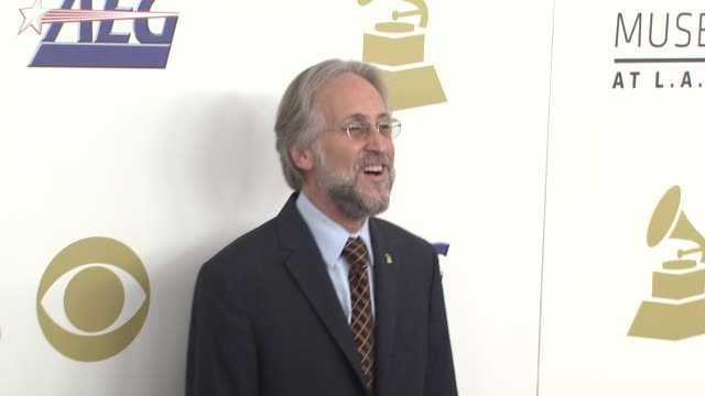 Neil Portnow at the GRAMMY Nominations Concert Live at Los Angeles CA