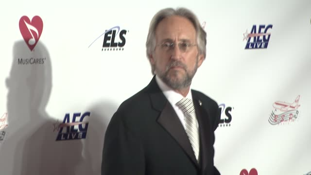 Neil Portnow at the MusiCaresr 2009 Person Of The Year Tribute at Los Angeles CA