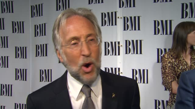 Neil Portnow on the event at 60th Annual BMI Pop Awards on 5/15/12 in Los Angeles CA