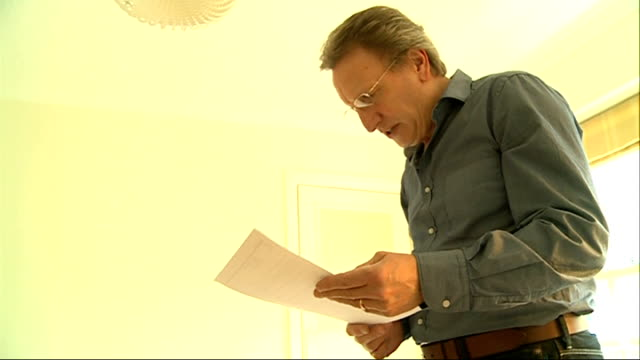Neil Warnock reacts to losing job as manager of QPR London INT Warnock interview SOT On Twitter Warnock reading out emails of support he has received...