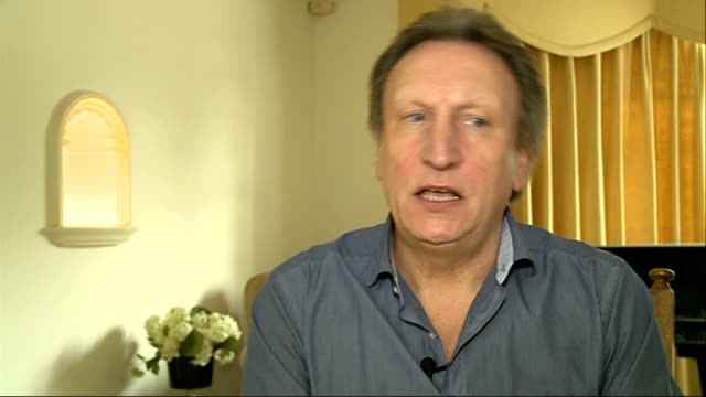 Neil Warnock reacts to losing job as manager of QPR London INT Warnock interview SOT On amount footballers are paid