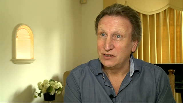 Neil Warnock reacts to losing job as manager of QPR London INT Warnock interview SOT Looking forward to working as pundit on television as free to...