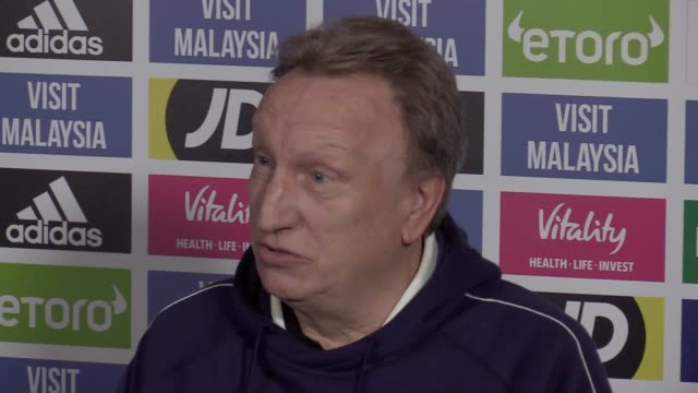 Neil Warnock veteran manager of Cardiff said at his press conference this morning that he wouldn't mind following Harry Redknapp's lead and going on...