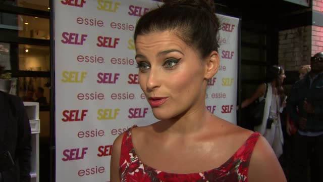 nelly furtado on mariah carey being a great judge for american idol at self magazine rocks the summer at kiss fly on july 24 2012 in new york new york - american idol stock videos and b-roll footage