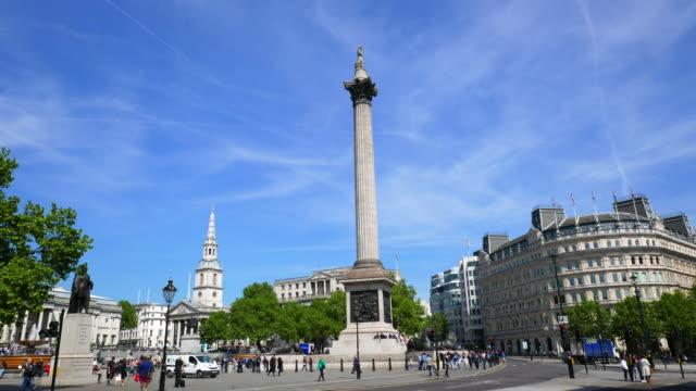 Nelson's Column Trafalgar Square
