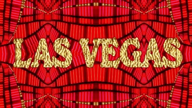 LV Neon Sign - Las Vegas, Nevada