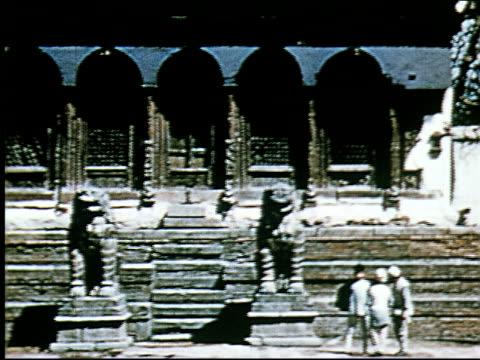 stockvideo's en b-roll-footage met 1954 nepal - 1954