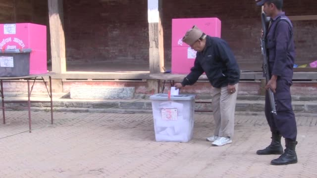 Nepal votes in the final round of historic parliamentary elections aimed at drawing a line under years of conflict and political turmoil in the...