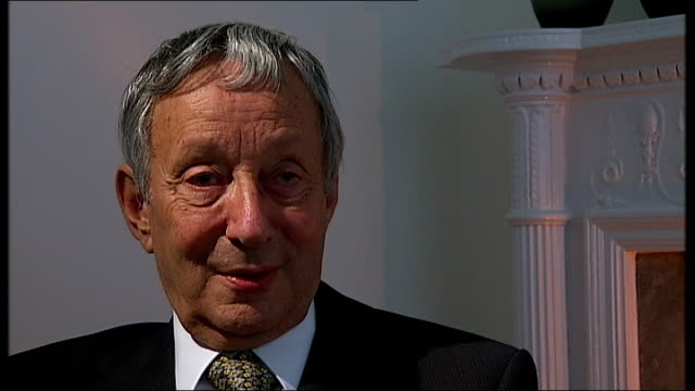 nephew of austrian who leaked nazi secrets sues mi6 to get file opened vincent franksteiner interview sot - traditionally austrian stock videos & royalty-free footage