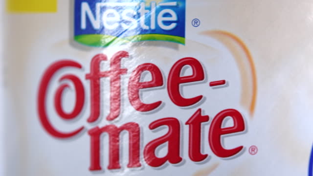 nestlé s.a. is a swiss transnational food and drink company. it has been the largest food company in the world measured by revenue in the last three... - coffee drink stock videos & royalty-free footage