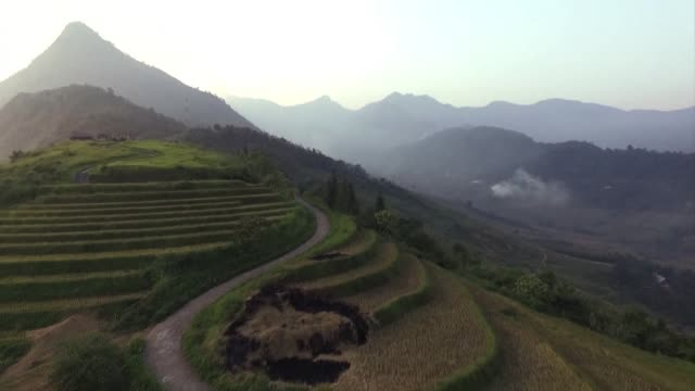 Nestled in a UNESCO protected area of cascading rice terraces Sapa is one of Vietnam's top tourist draws