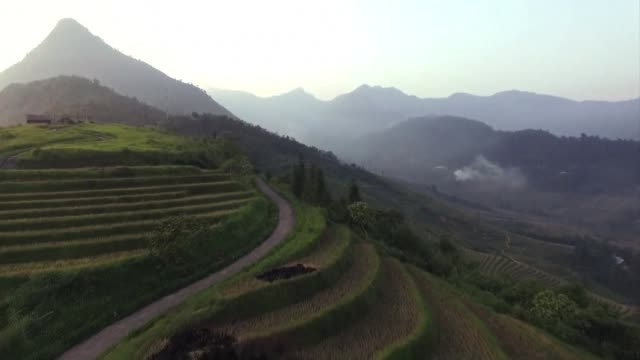 Nestled in a UNESCOprotected area of cascading rice terraces Sapa is one of Vietnam's top tourist draws