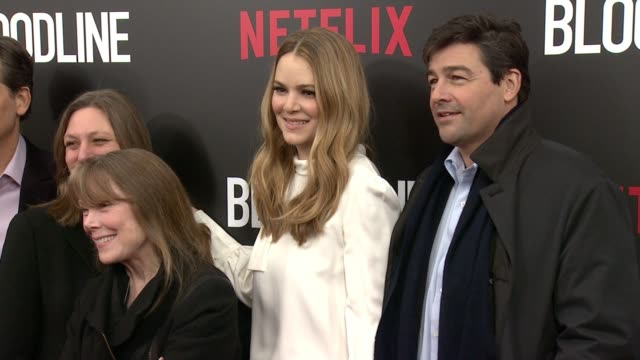 CHYRON Netflix Original Series 'Bloodline'' New York City Premiere at SVA Theater on March 03 2015 in New York City
