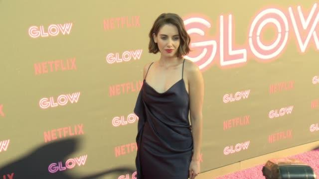 "Netflix Original Series ""GLOW"" LA Premiere in Los Angeles CA"