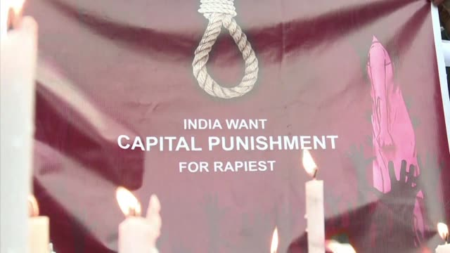 netflix releases its latest indian series documenting the aftermath of the notorious gang rape and murder of an indian student that made global... - murder stock videos & royalty-free footage