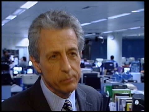 CBS network air Princess Diana crash photos ITN London GIR INT Robert Lacey interview SOT must come a time when public interest has to stop/ is it in...