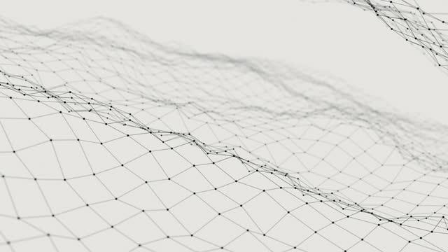 network background loop - grid stock videos & royalty-free footage