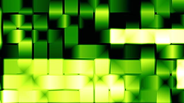 ネットワークグリッド背景の緑 - 滑らか点の映像素材/bロール