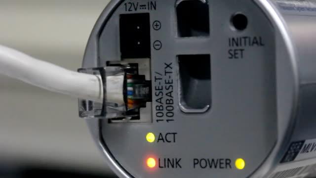 CCTV network.