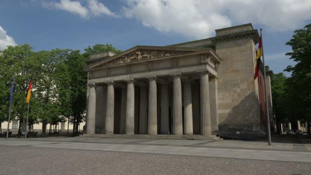 Neue Wache (New Guard House) memorial, Unter den Linden, Berlin-Mitte, Germany