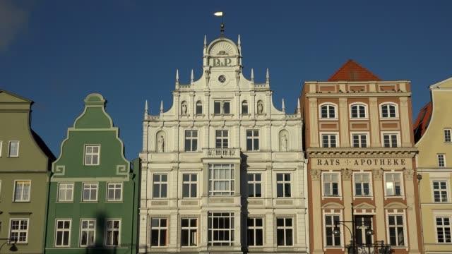 Neuer Markt, New Market, Rostock, Mecklenburg-Western Pomerania, Germany