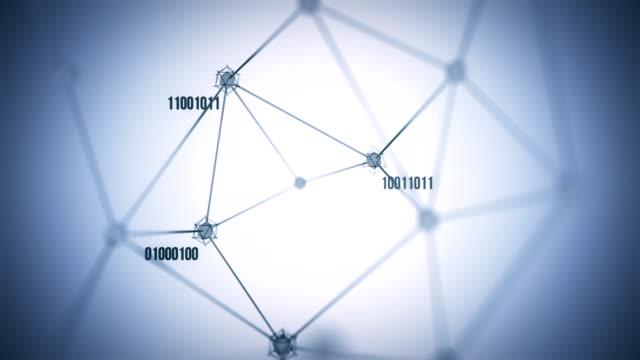 Neuronales Netz / künstliche Intelligenz (hell) - Loop