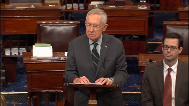 Nevada Senator Harry Reid says that a shooting at a gay dance club in Orlando Florida was an attack on all Americans asking whether colleagues had a...
