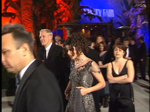 Neve Campbell at the Academy Awards 98 Vanity Fair Party at Mortons West Hollywood in West Hollywood CA