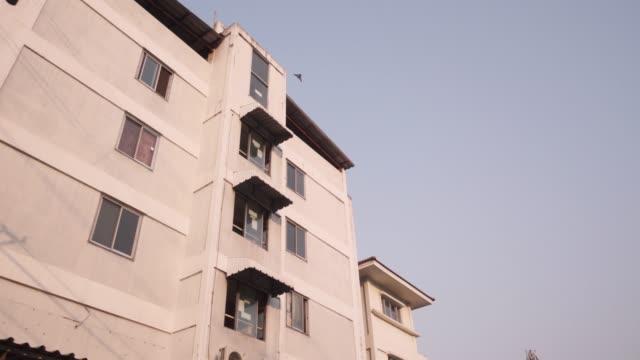 new apartments, bangkok. - housing development stock videos & royalty-free footage