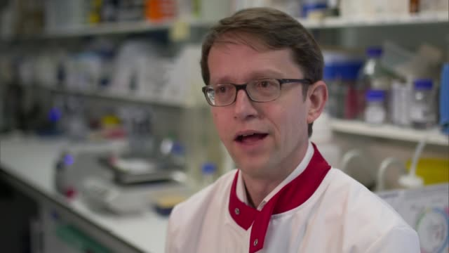 New blood test could identify cancer at an early stage ENGLAND London Institute of Cancer Research INT Professor Nicholas Turner interview SOT