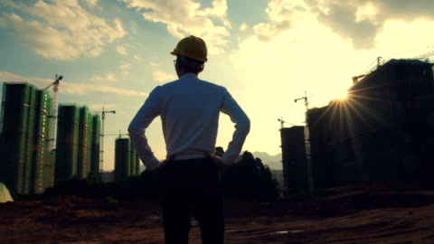new building,new began - manual worker stock videos & royalty-free footage