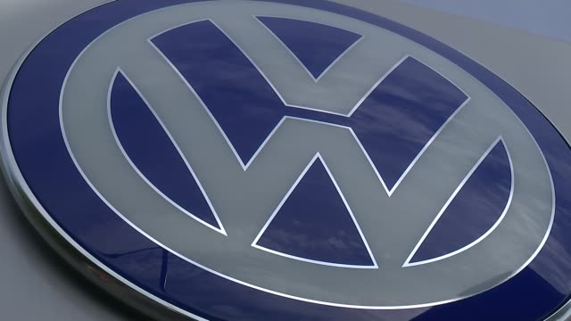 New cars undergo 'real world' emissions tests after cheating admissions R22091517 / 2292017 Sign outside Volkswagen dealership
