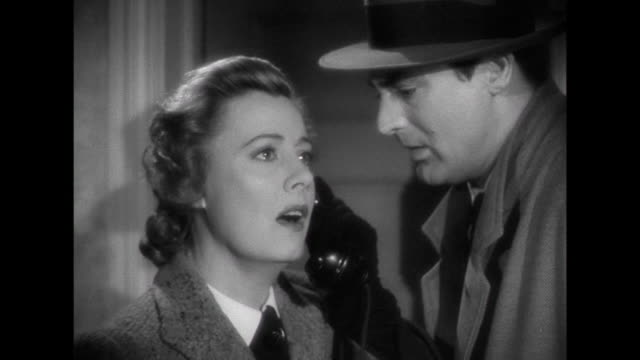 1941 A new child is offered to father (Cary Grant) and mother (Irene Dunne) from the adoption agency