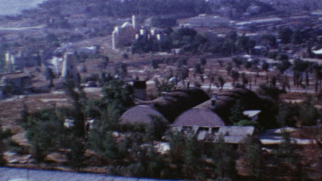 new city old city views on august 10 1967 in jerusalem israel - sechstagekrieg stock-videos und b-roll-filmmaterial