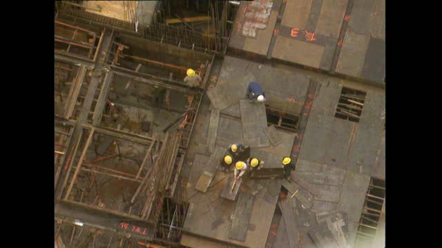 has new construction sites in shenzhen china; 1996 - 1996 stock videos & royalty-free footage