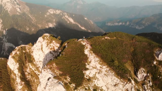 new day, new adventures in the mountains - slovenia stock videos & royalty-free footage