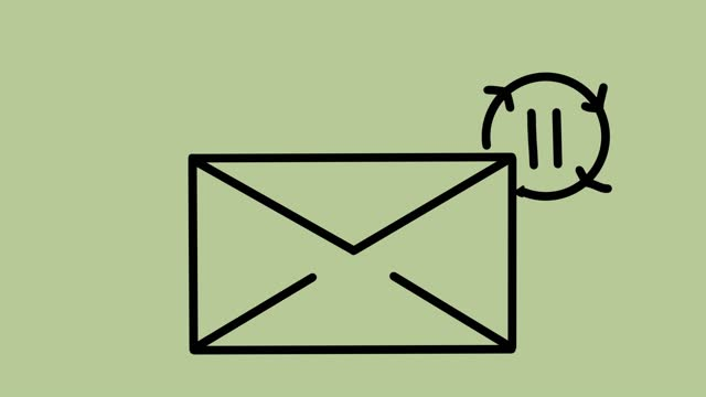 new e-mail box animation - oscar party stock videos & royalty-free footage