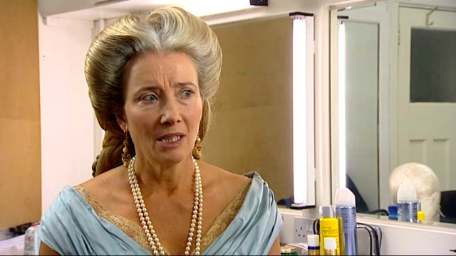 new emma thompson film effie highlights rise in popularity of the preraphaelite movement location unknown emma thompson boarding coach to film scene... - emma thompson stock videos & royalty-free footage