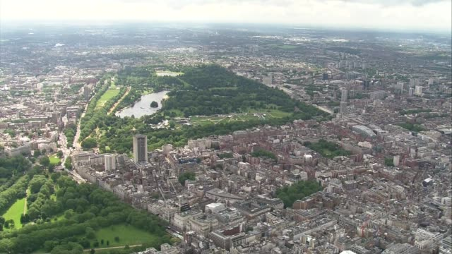 new exhibition tracing history of london's royal parks date london city of london with green spaces - tracing stock videos & royalty-free footage