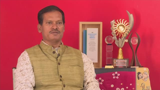 New film aims to tackle period stigma for Indian women Arunachalam Muruganantham interview SOT