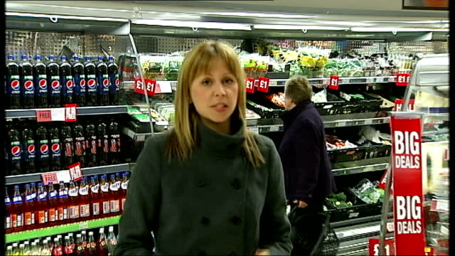 new food labelling system to be introduced to encourage healthy eating england london anna soubry mp interview sot will see the same sort of food... - labelling stock videos & royalty-free footage