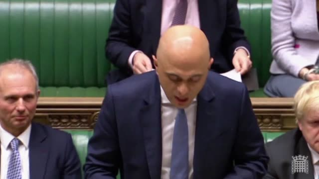 new home secretary sajid javid said he was angry too when asked by diane abbott if he was aware how frightened and angry the windrush generation and... - sajid javid stock videos & royalty-free footage
