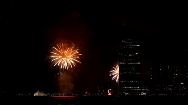 New Jersey City Fireworks 4th of July