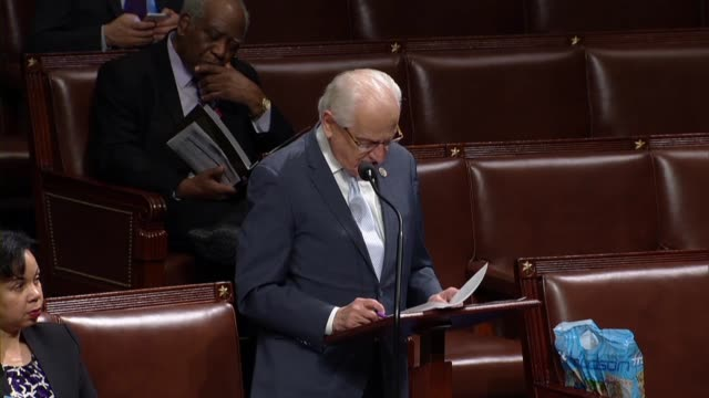 New Jersey Congressman Bill Pascrell says in debate on a bill that since the 2016 election conflicts of selfenrichment and petty graft were seen in...