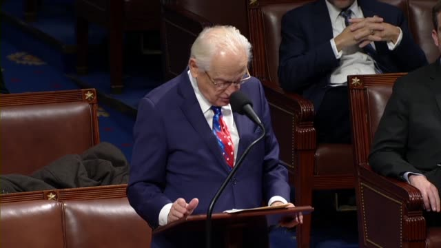 new jersey congressman bill pascrell says in debate on a rule to consider a bill he cosponsored a year earlier to reverse the highest income tax... - anvil the story of anvil stock videos and b-roll footage